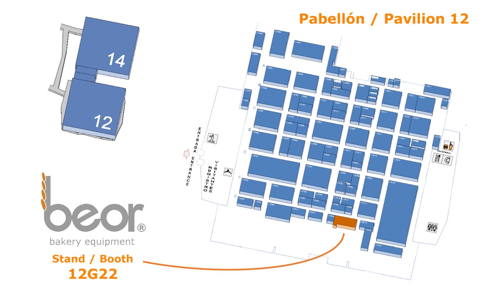 Pabellón InterSicop 2019
