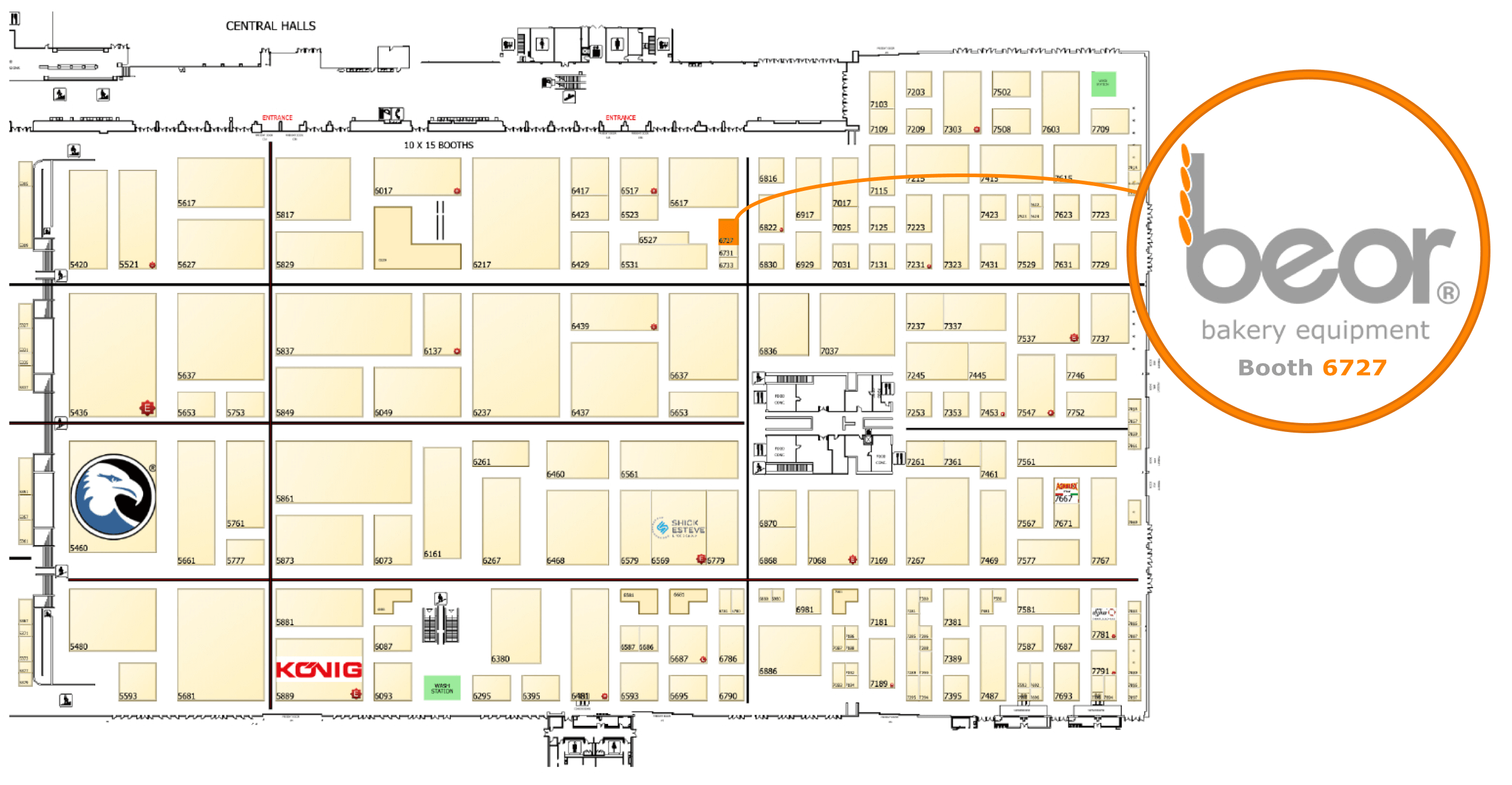 IBIE 2019. Booth 6727