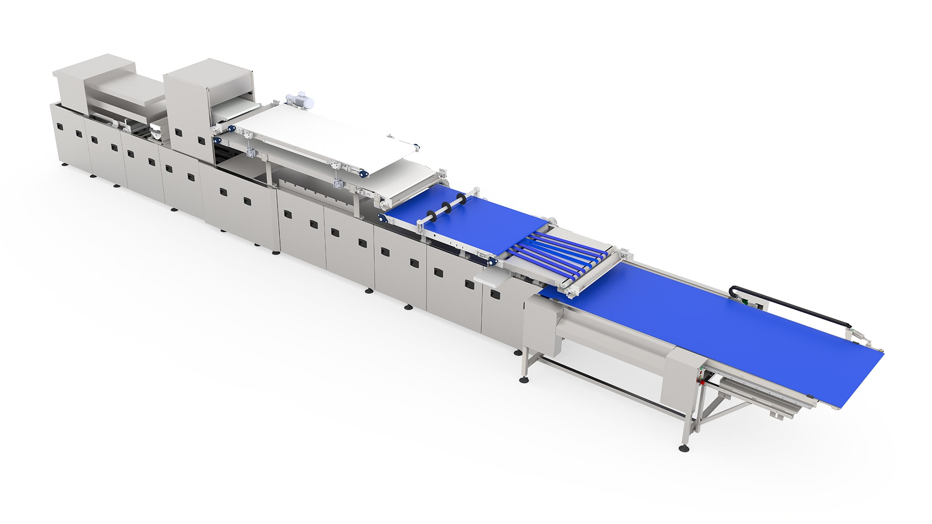 Galileo. High Hydration Processing Line